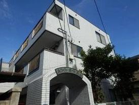 東京都板橋区、大山駅徒歩6分の築25年 3階建の賃貸アパート