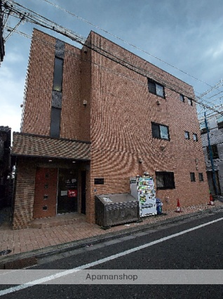 東京都板橋区、板橋本町駅徒歩18分の築12年 3階建の賃貸マンション
