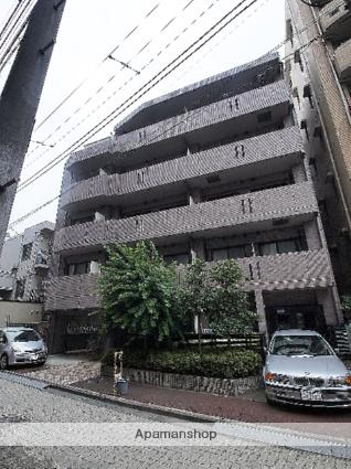 東京都板橋区、下板橋駅徒歩13分の築16年 5階建の賃貸マンション