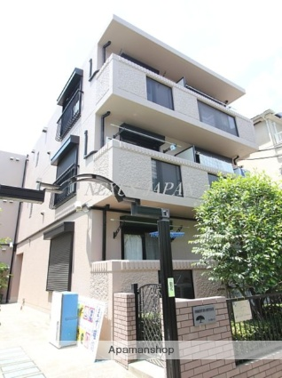 東京都豊島区、大塚駅徒歩11分の築14年 3階建の賃貸マンション