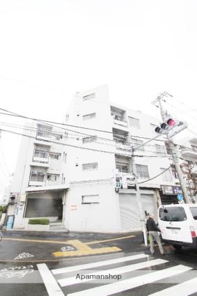 東京都板橋区、高島平駅徒歩11分の築42年 4階建の賃貸マンション