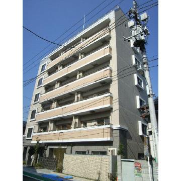 東京都板橋区、下板橋駅徒歩13分の築11年 8階建の賃貸マンション