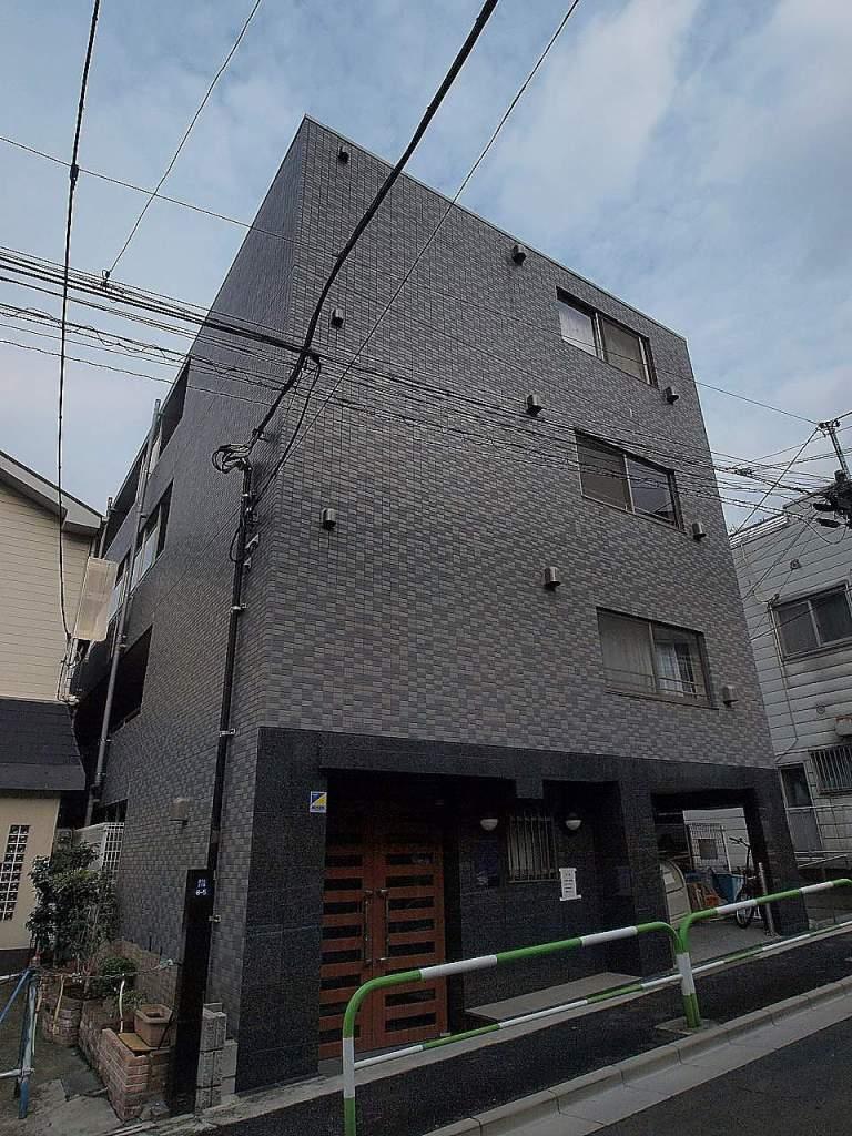 東京都北区、十条駅徒歩12分の築10年 4階建の賃貸マンション