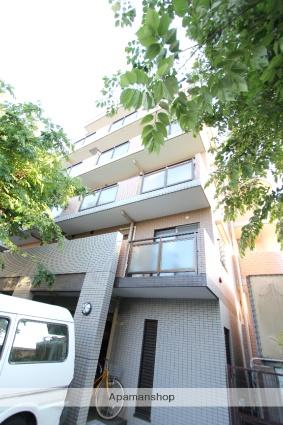 東京都豊島区、大塚駅徒歩7分の築22年 5階建の賃貸マンション