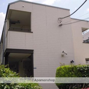 東京都北区、駒込駅徒歩10分の築28年 2階建の賃貸アパート