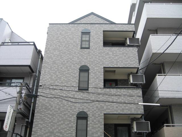 東京都文京区、後楽園駅徒歩6分の築14年 4階建の賃貸マンション