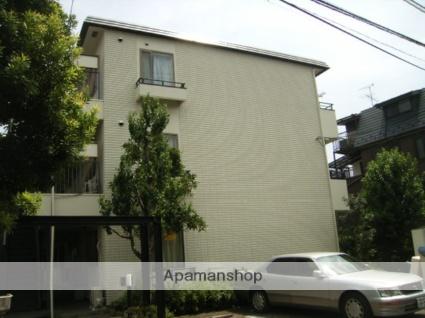 東京都文京区、本駒込駅徒歩5分の築25年 3階建の賃貸マンション