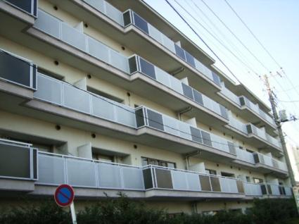東京都豊島区、巣鴨駅徒歩7分の築49年 6階建の賃貸マンション