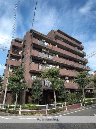 東京都板橋区、志村坂上駅徒歩16分の築22年 7階建の賃貸マンション