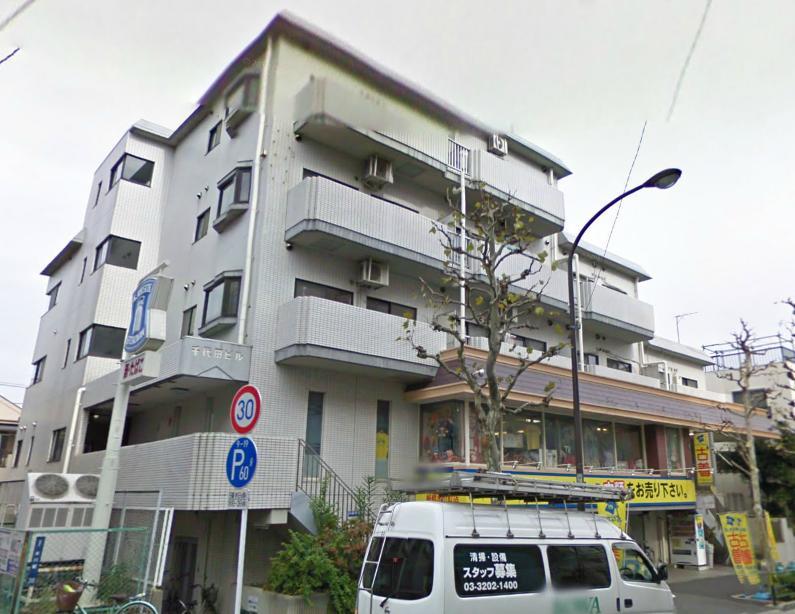 東京都板橋区、大山駅徒歩5分の築29年 5階建の賃貸マンション