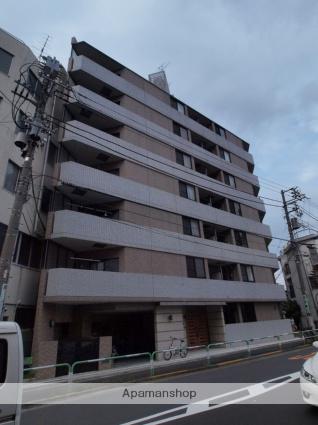 東京都北区、西巣鴨駅徒歩2分の築12年 7階建の賃貸マンション