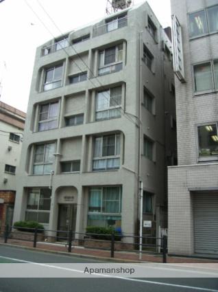 東京都豊島区、巣鴨駅徒歩13分の築38年 5階建の賃貸マンション
