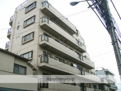 東京都北区、西巣鴨駅徒歩7分の築27年 6階建の賃貸マンション
