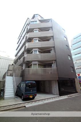 東京都北区、新三河島駅徒歩8分の築12年 7階建の賃貸マンション