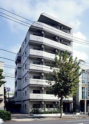 東京都板橋区、志村坂上駅徒歩6分の築11年 7階建の賃貸マンション