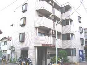 東京都板橋区、志村坂上駅徒歩8分の築28年 4階建の賃貸マンション