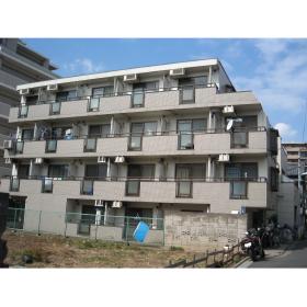 東京都板橋区、板橋本町駅徒歩16分の築28年 4階建の賃貸マンション
