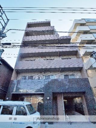 東京都北区、板橋駅徒歩8分の築9年 6階建の賃貸マンション