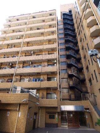 東京都板橋区、板橋駅徒歩2分の築30年 14階建の賃貸マンション