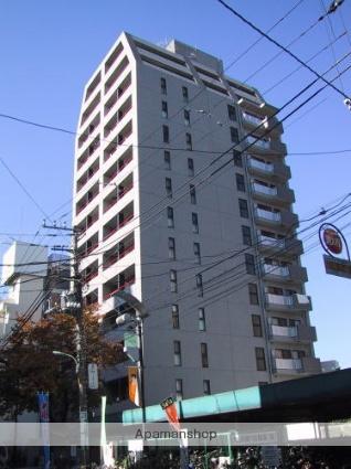 東京都板橋区、大山駅徒歩1分の築17年 14階建の賃貸マンション