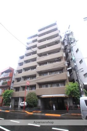 東京都文京区、後楽園駅徒歩8分の築15年 10階建の賃貸マンション