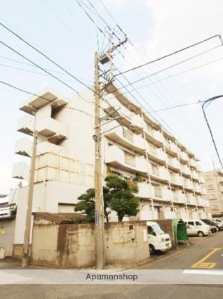 埼玉県和光市、西高島平駅徒歩10分の築34年 5階建の賃貸マンション