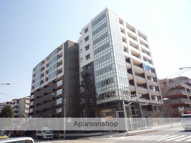 東京都新宿区、高田馬場駅徒歩8分の築9年 10階建の賃貸マンション