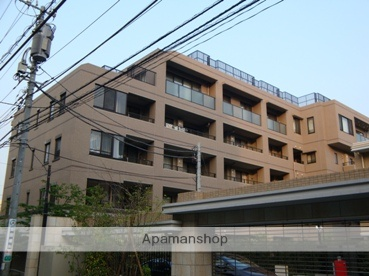 東京都新宿区、東新宿駅徒歩10分の築10年 5階建の賃貸マンション