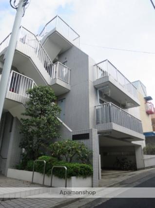 東京都新宿区、神楽坂駅徒歩3分の築27年 4階建の賃貸マンション