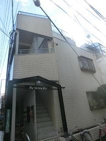 東京都豊島区、池袋駅徒歩12分の築29年 3階建の賃貸マンション