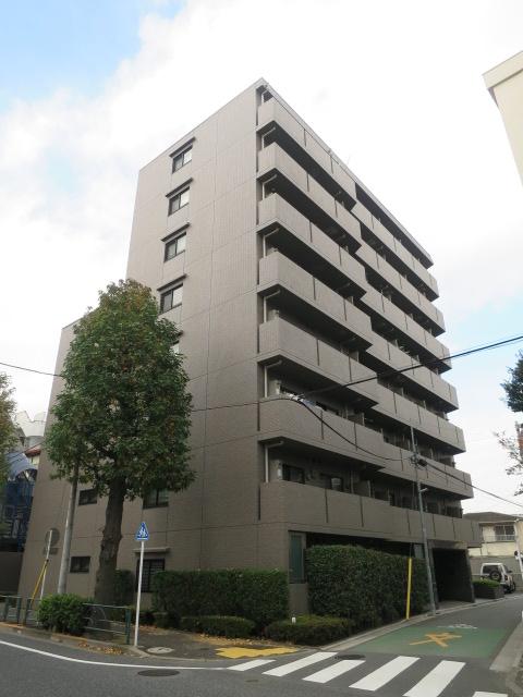 東京都中野区、高円寺駅徒歩29分の築7年 8階建の賃貸マンション