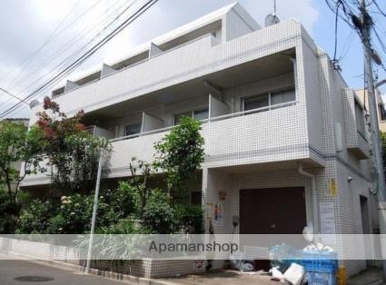 東京都中野区、中野駅徒歩15分の築28年 3階建の賃貸マンション