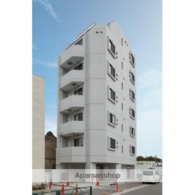 東京都豊島区、池袋駅徒歩10分の築3年 7階建の賃貸マンション