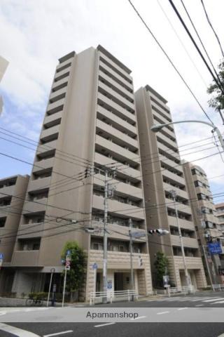 東京都新宿区、早稲田駅徒歩6分の築10年 14階建の賃貸マンション