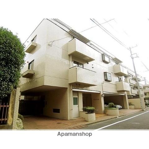 東京都新宿区、飯田橋駅徒歩9分の築32年 3階建の賃貸マンション