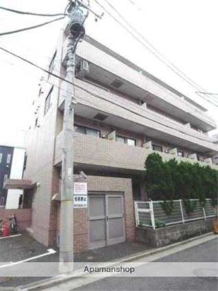 東京都中野区、高円寺駅徒歩24分の築23年 4階建の賃貸マンション