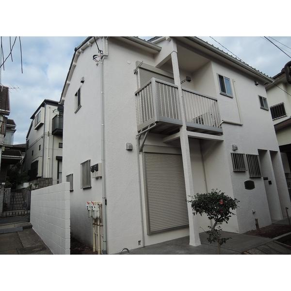東京都中野区、新井薬師前駅徒歩14分の築49年 2階建の賃貸アパート