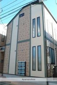 東京都練馬区、野方駅徒歩16分の築4年 2階建の賃貸アパート