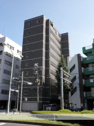 東京都文京区、早稲田駅徒歩11分の築7年 10階建の賃貸マンション