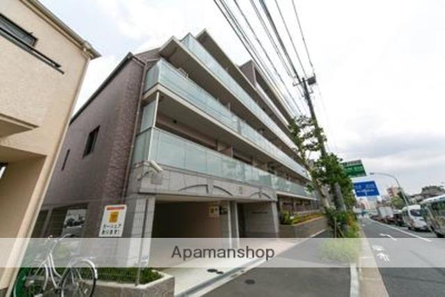 東京都新宿区、中井駅徒歩9分の新築 5階建の賃貸マンション