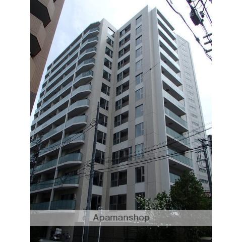 東京都新宿区、早稲田駅徒歩14分の新築 13階建の賃貸マンション