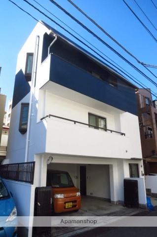 東京都新宿区、早稲田駅徒歩8分の築36年 5階建の賃貸マンション