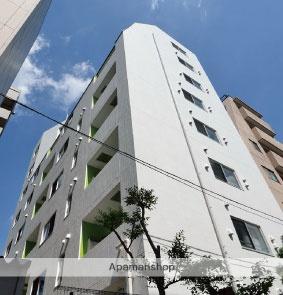 東京都豊島区、目白駅徒歩10分の築6年 8階建の賃貸マンション