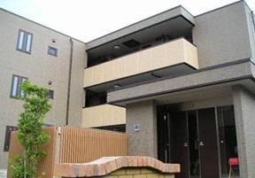 東京都練馬区、中村橋駅徒歩16分の築5年 3階建の賃貸アパート
