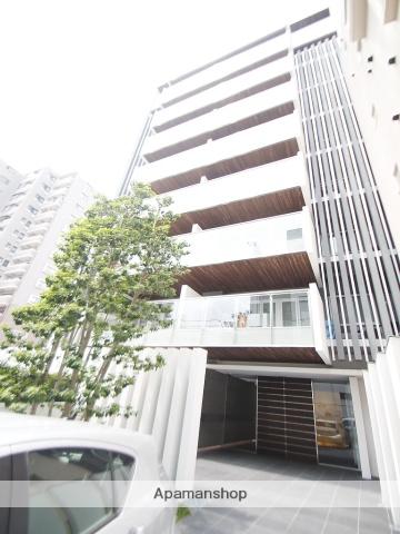 東京都新宿区、早稲田駅徒歩11分の築5年 9階建の賃貸マンション