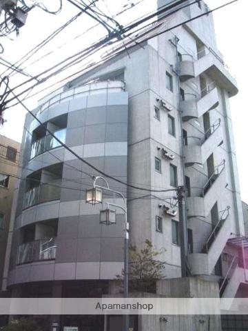 東京都新宿区、新大久保駅徒歩13分の築27年 7階建の賃貸マンション
