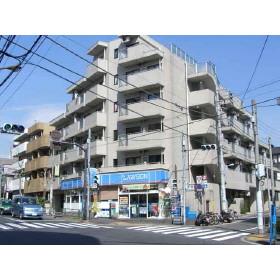 東京都新宿区、東長崎駅徒歩12分の築26年 6階建の賃貸マンション