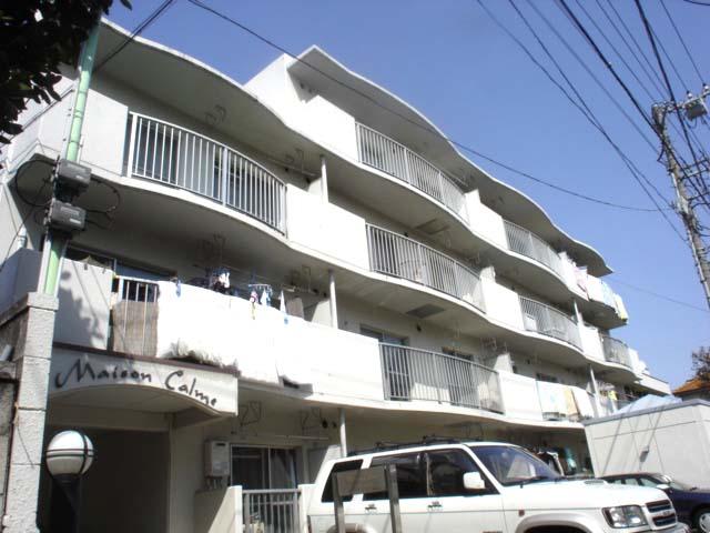 東京都豊島区、椎名町駅徒歩6分の築32年 4階建の賃貸マンション
