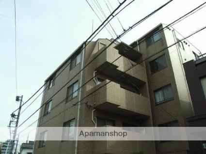 東京都豊島区、新大塚駅徒歩13分の築19年 5階建の賃貸マンション
