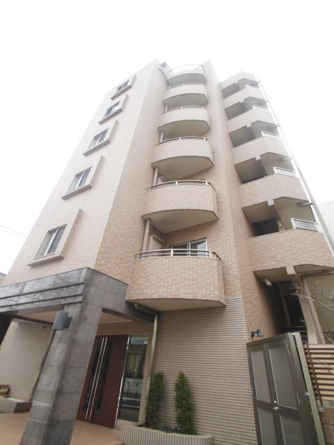 東京都豊島区、高田馬場駅徒歩12分の築12年 8階建の賃貸マンション